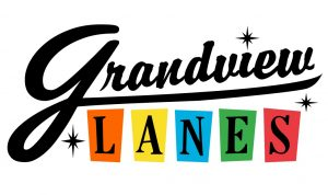 the logo of Grandview Lanes