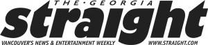 the logo of The Georgia Straight
