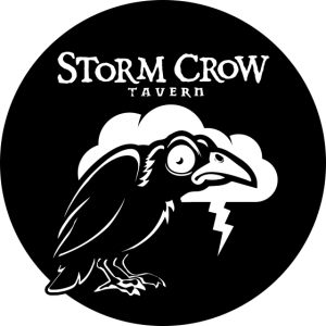 the logo of Storm Crow Tavern